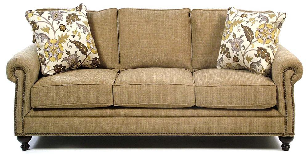 Broyhill Furniture Harrison Sofa  - Item Number: 6751-3