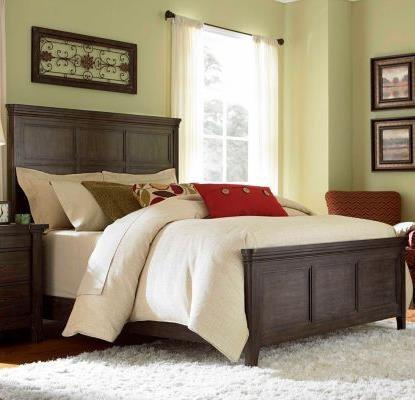 Broyhill Furniture Attic Retreat Queen Bed - Item Number: 409248