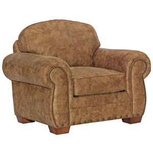 Broyhill Furniture Cambridge Casual Style Chair