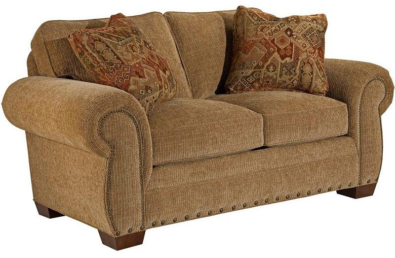 Broyhill Furniture Cambridge Casual Style Loveseat - Item Number: 5054-1-8298-12