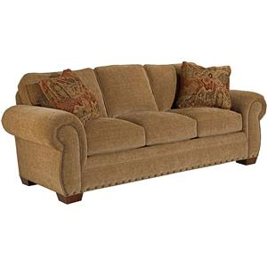 Broyhill Furniture Cambridge Casual Style Sofa