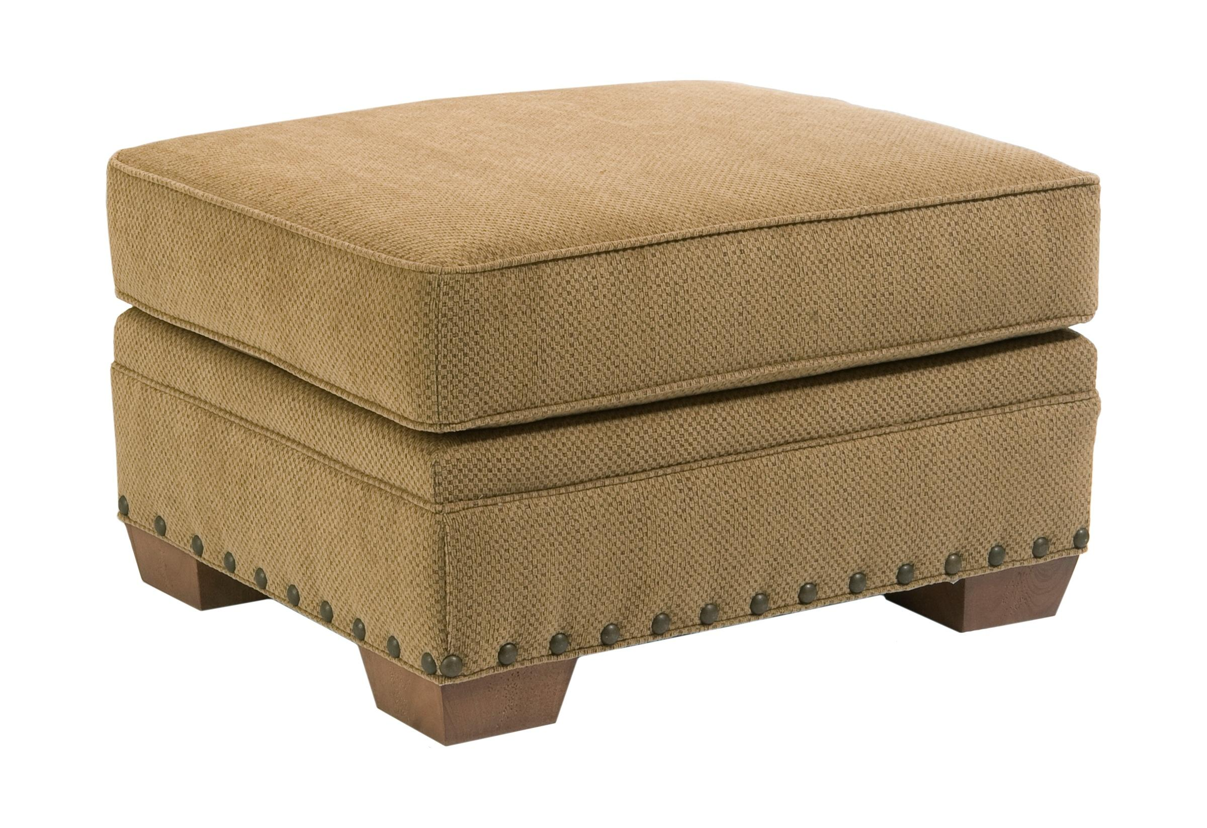Broyhill Furniture Cambridge Casual Style Ottoman - Item Number: 5054-5
