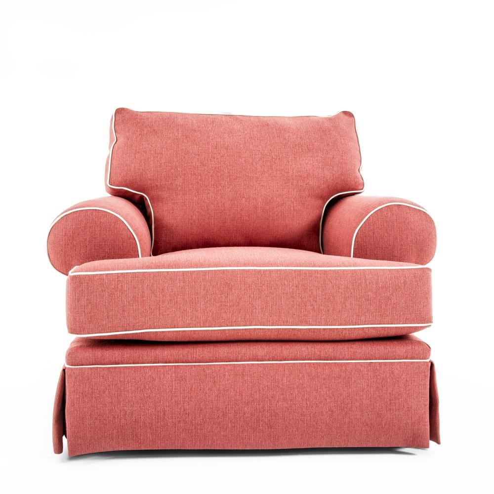 Broyhill Furniture Emily Casual Style Chair - Item Number: 6262-0 CORAL