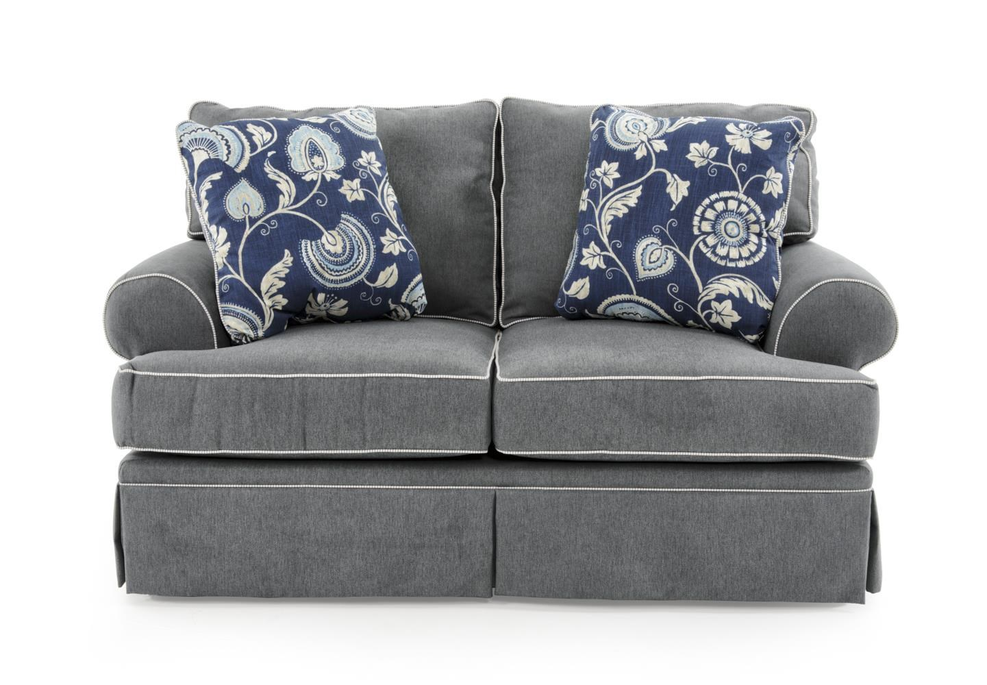 Broyhill Furniture Emily Loveseat - Item Number: 6262-1 4022-44
