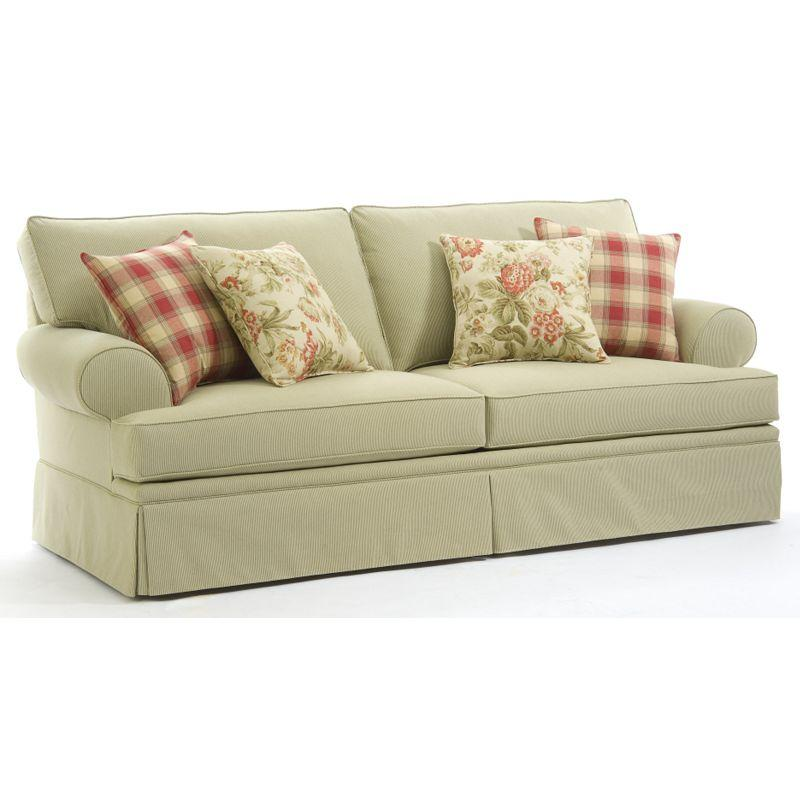 Broyhill Furniture Emily Casual Style Sofa - Item Number: 6262-3-7791-25