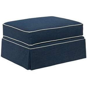 Broyhill Furniture Emily Ottoman