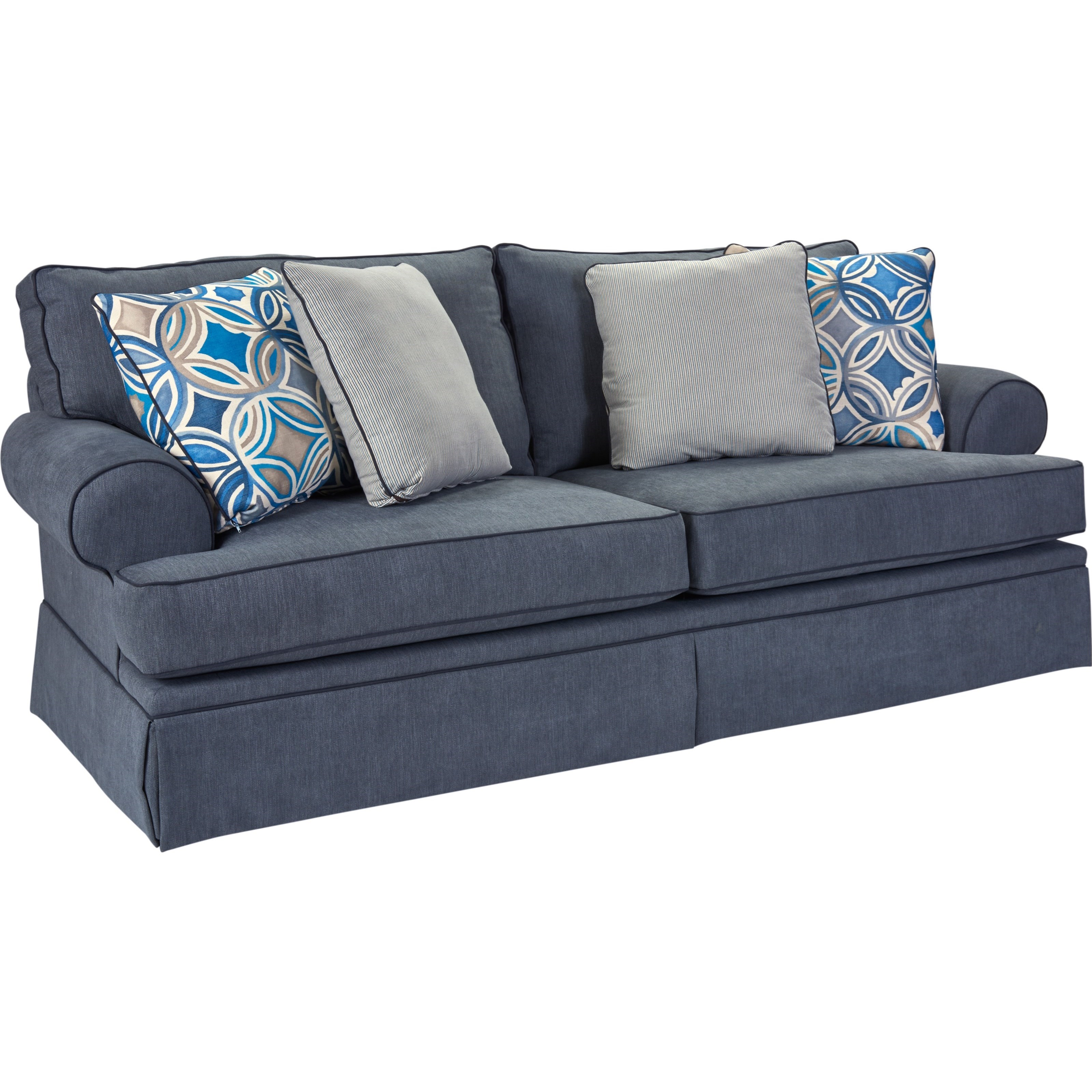 Broyhill Furniture Emily Queen Sleeper - Item Number: 6262-7-4022-44