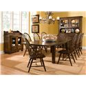 Broyhill Furniture Attic Rustic 5Pc Dining Room