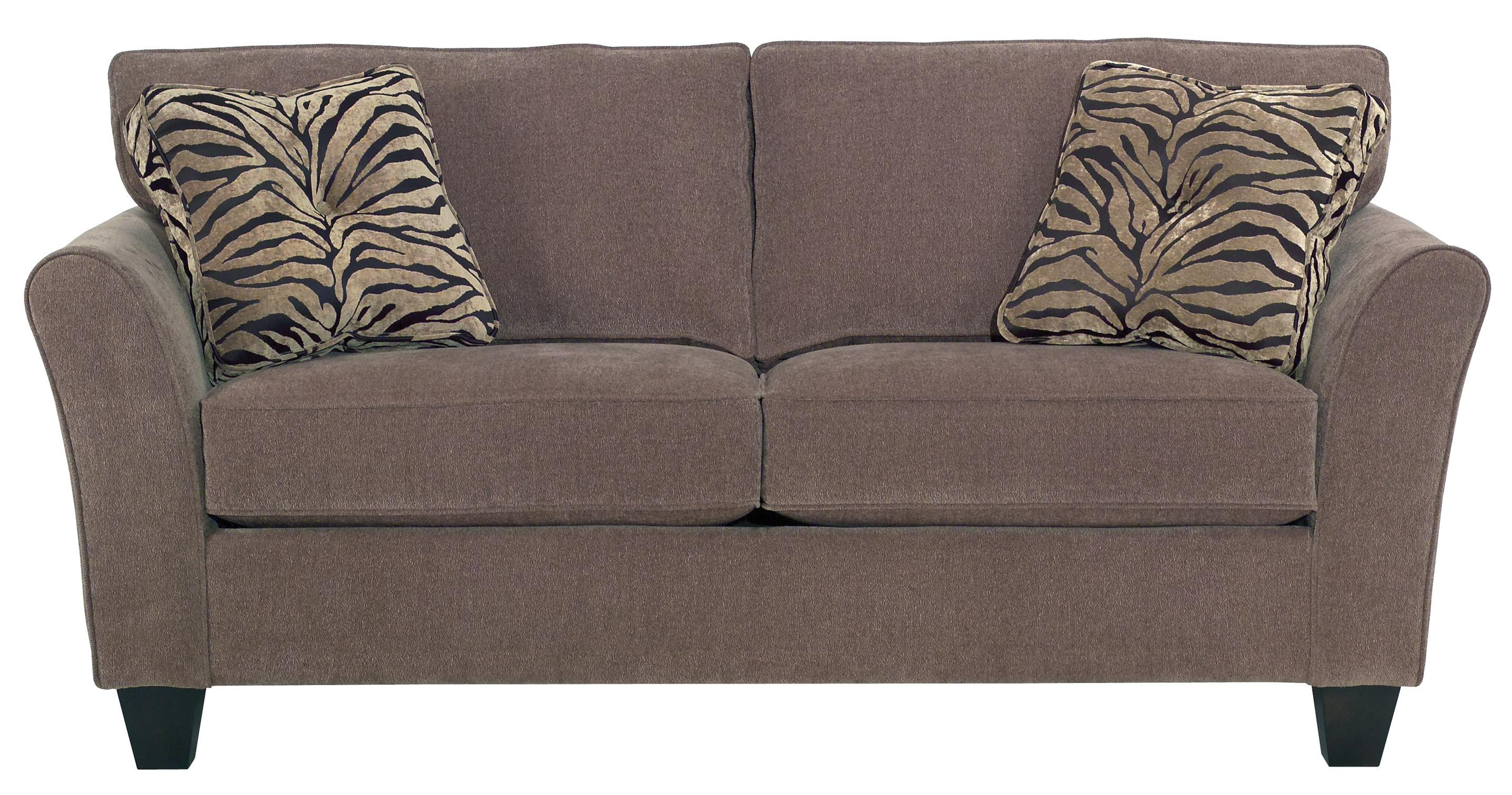 Broyhill Furniture Maddie Apartment Sofa - Item Number: 6517-2