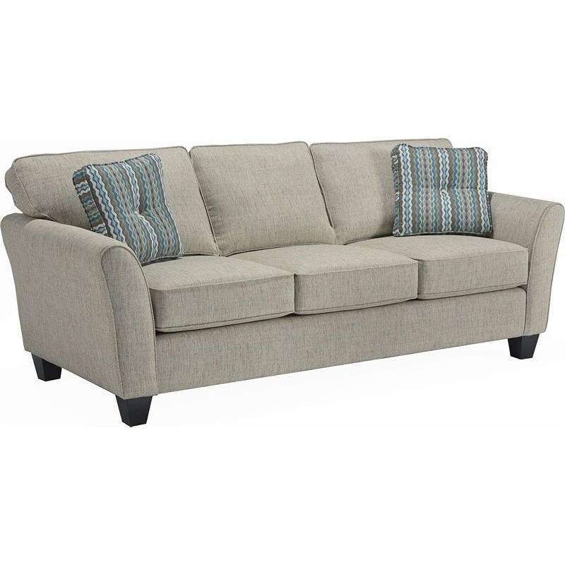 Broyhill Furniture Maddie Contemporary Style Sofa - Item Number: 6517-3-4190-80