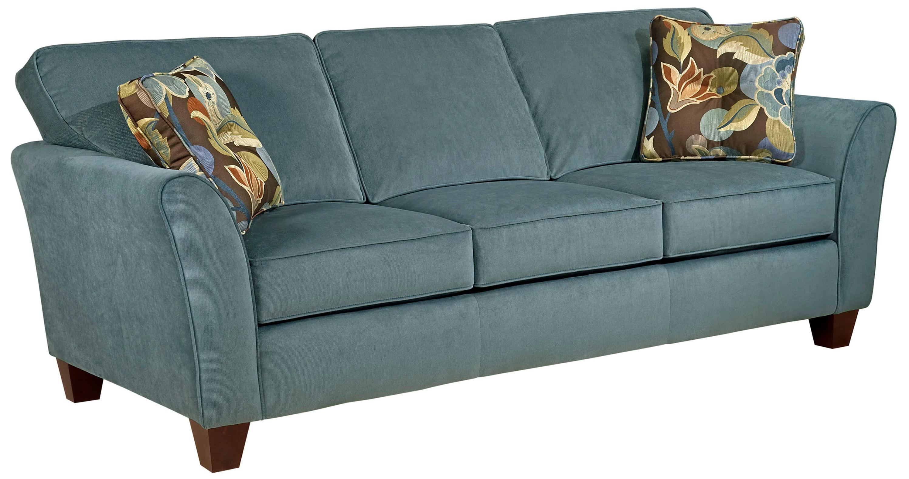 Broyhill Furniture Maddie Contemporary Style Sofa - Item Number: 6517-3-8172-34