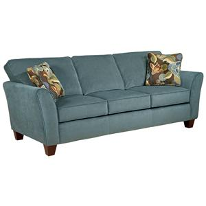 Broyhill Furniture Maddie Contemporary Style Sofa