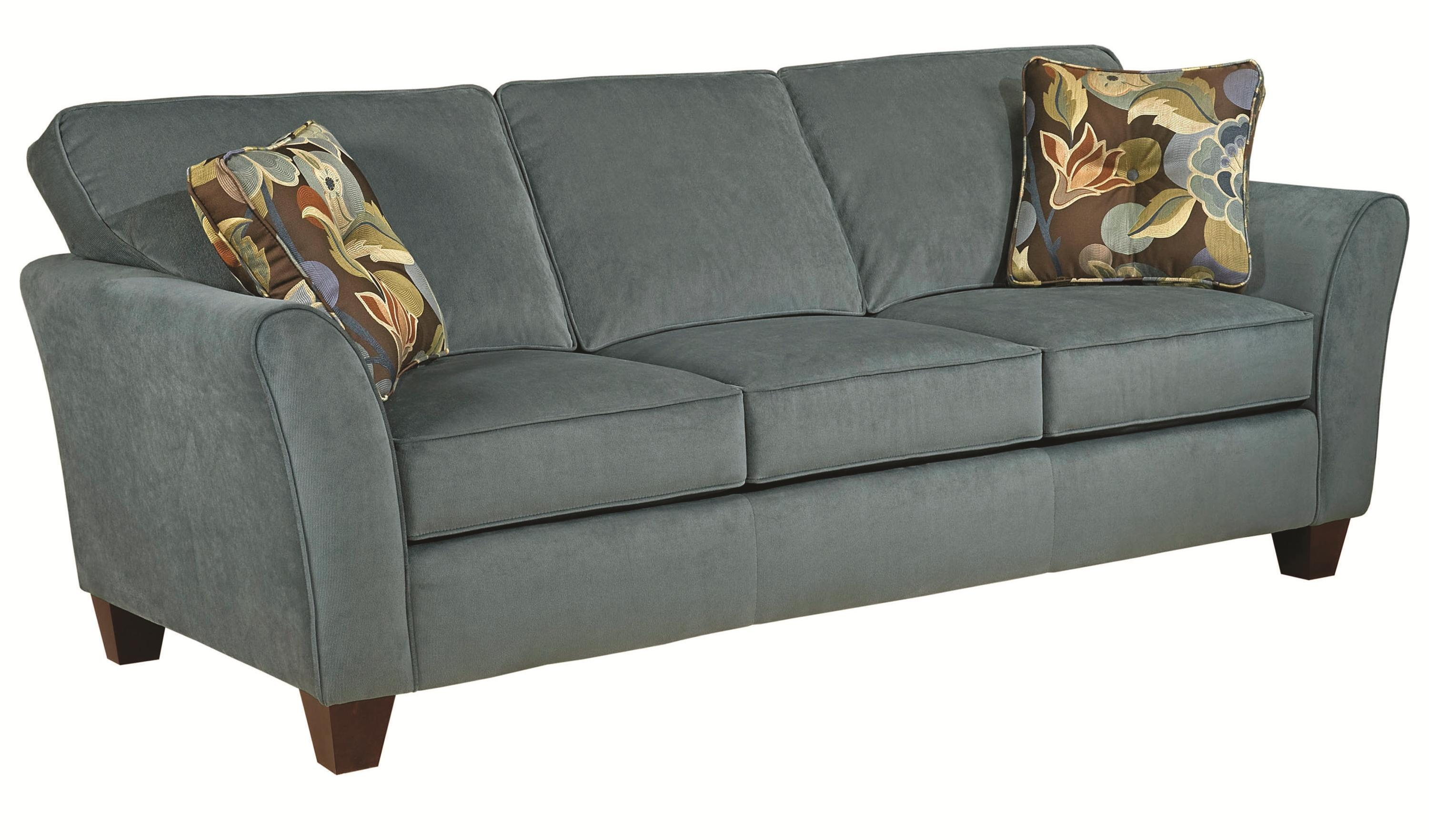 Broyhill Furniture Maddie Contemporary Style Sofa With