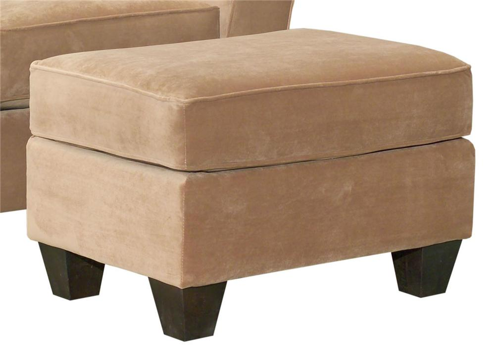 Broyhill Furniture Maddie Contemporary Style Ottoman - Item Number: 6517-5