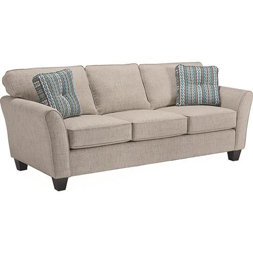 Broyhill Furniture Maddie Contemporary Style Sofa - Item Number: 65173Q1-4190-80