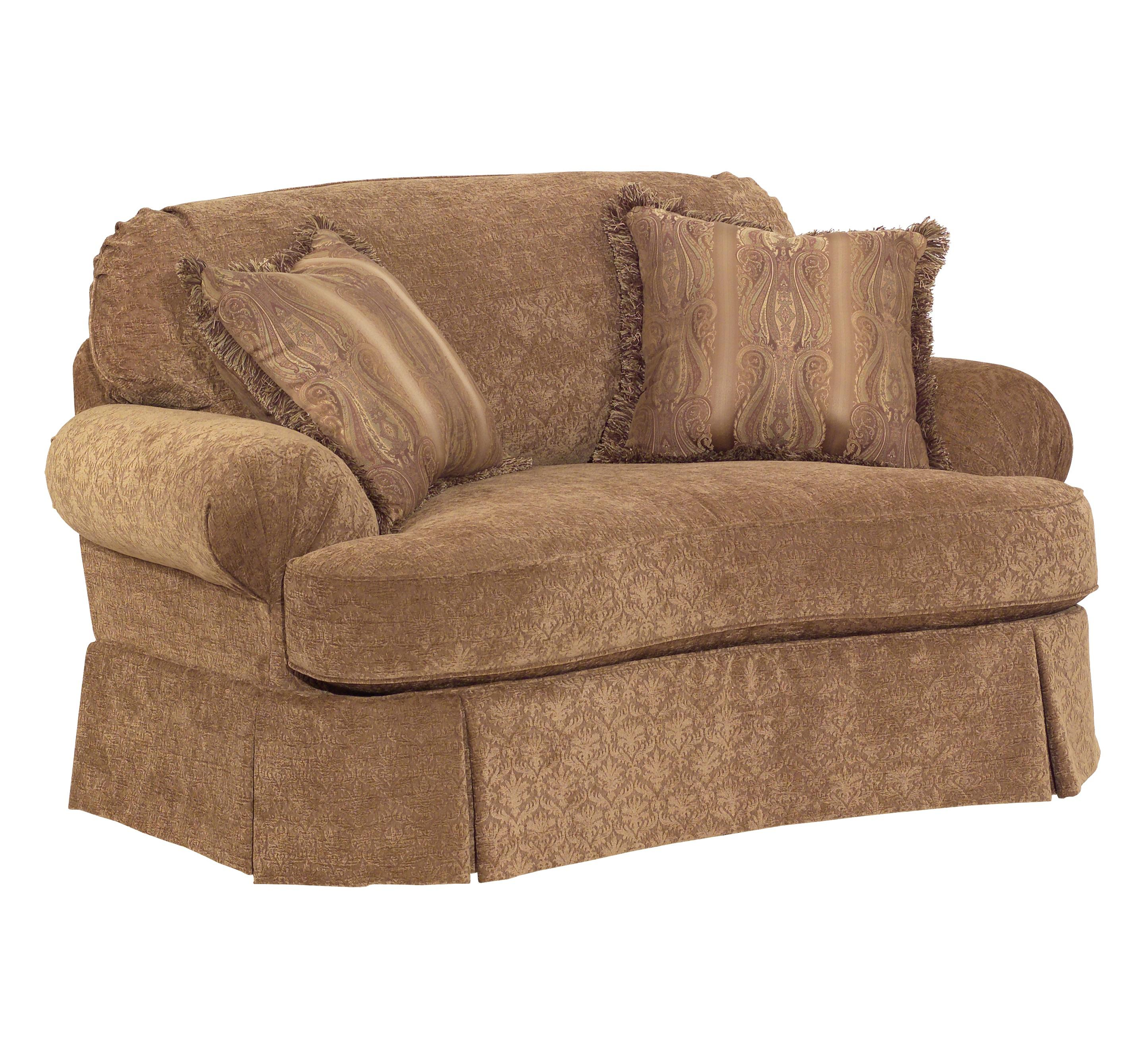 Broyhill Furniture McKinney Chair and 1/2 - Item Number: 6544-0