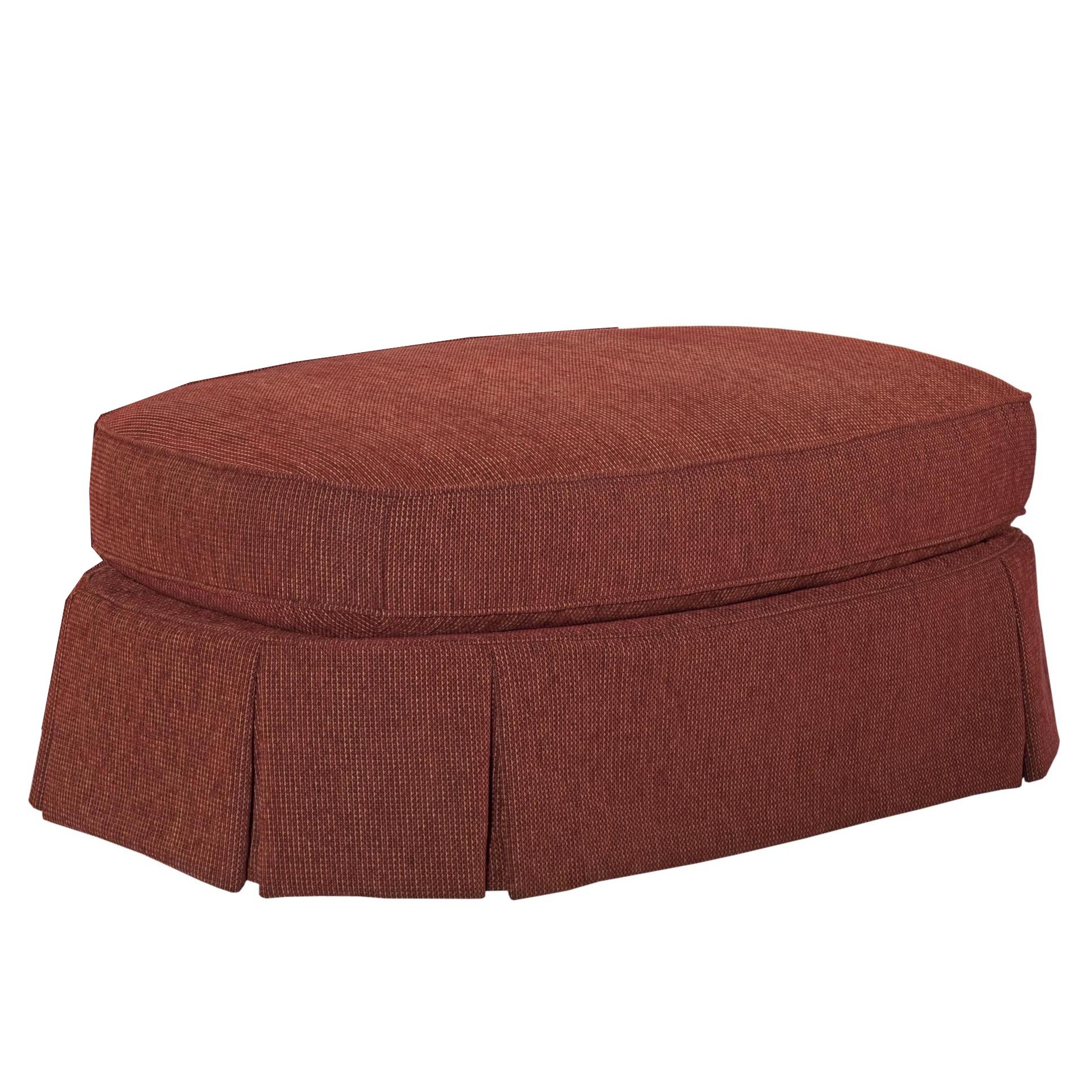 Broyhill Furniture McKinney Oval Ottoman - Item Number: 6544-5