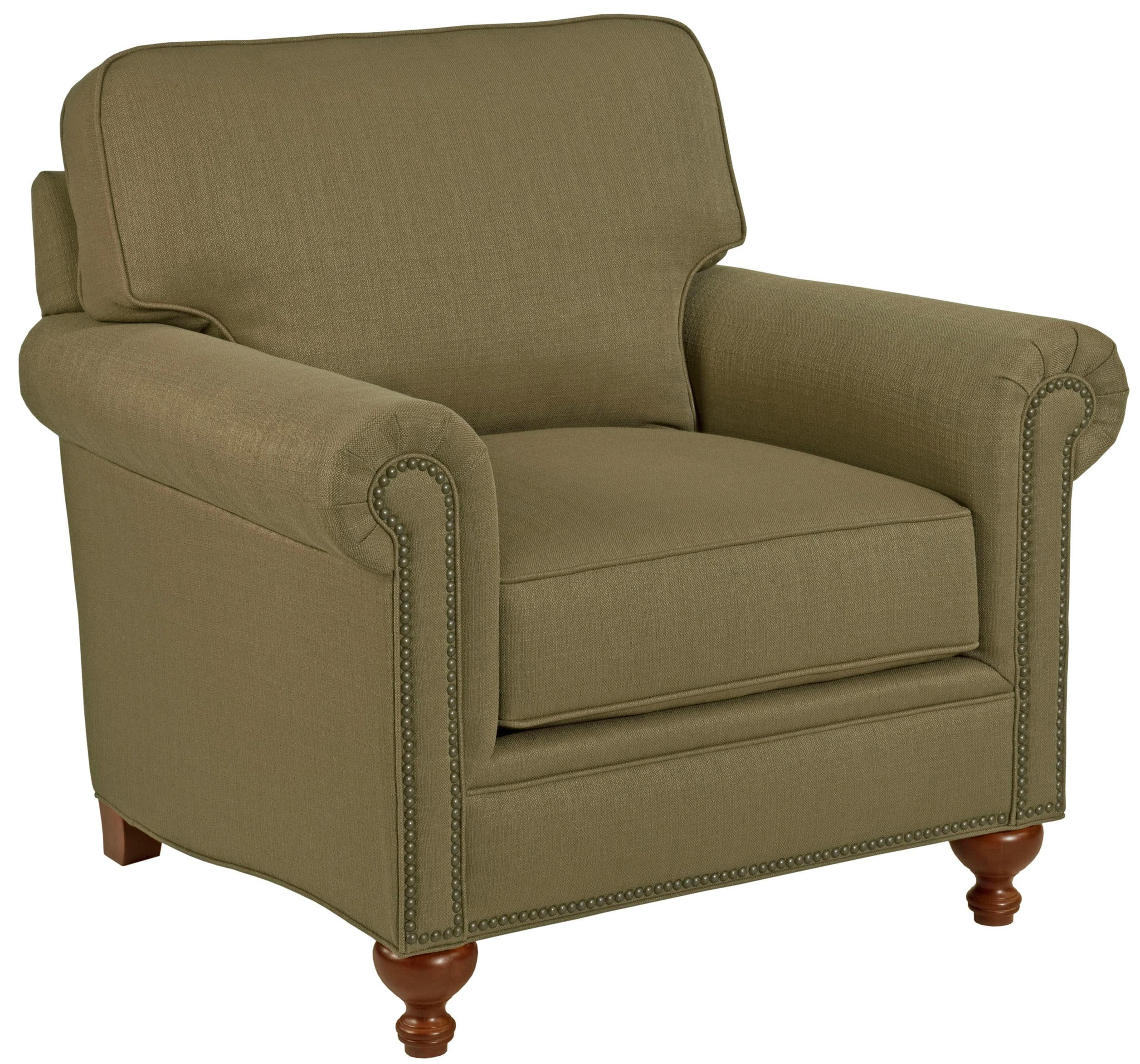 Broyhill Furniture Harrison Traditional Style Chair With