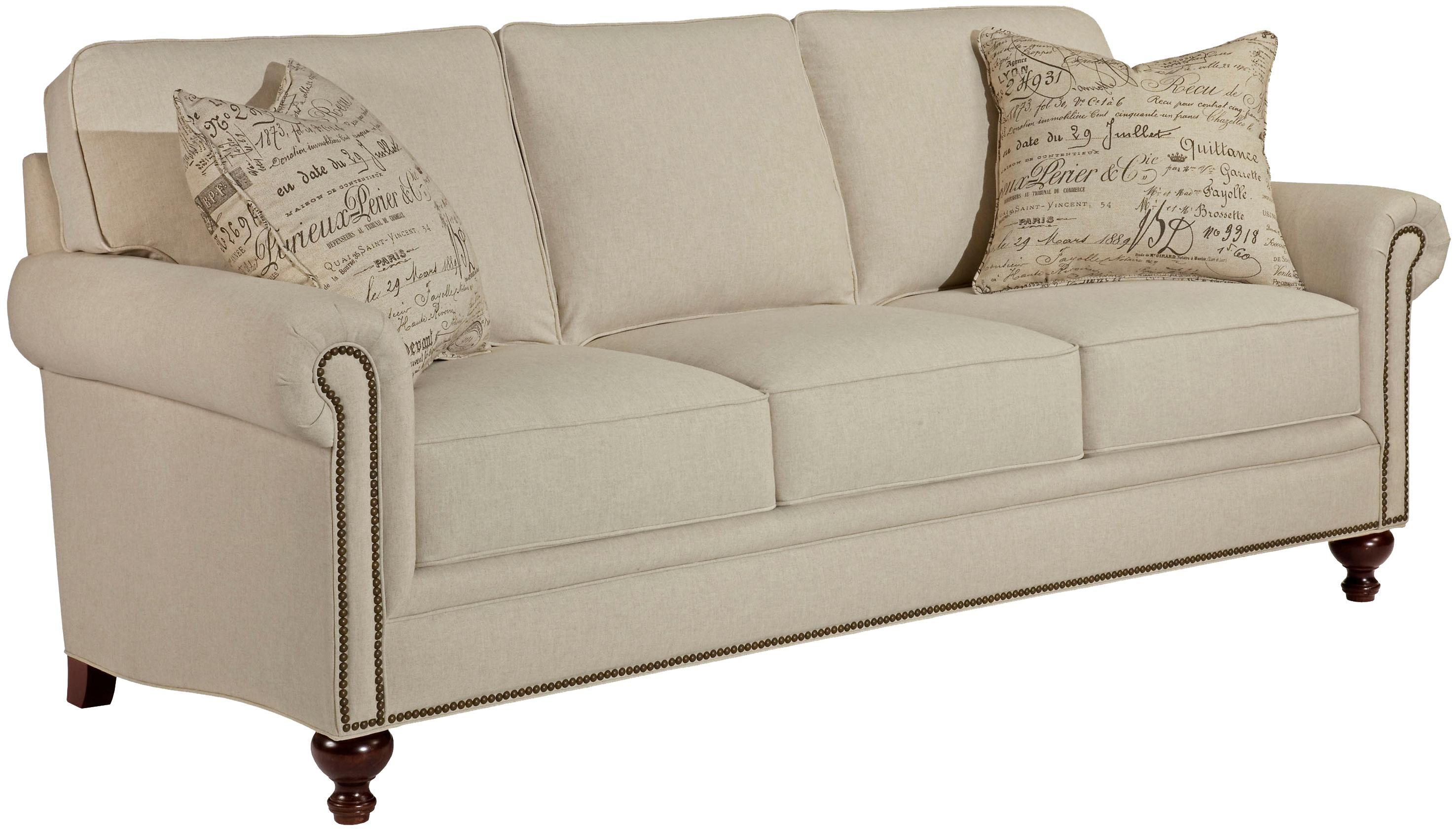 Broyhill Furniture Harrison Sofa  - Item Number: 6751-3