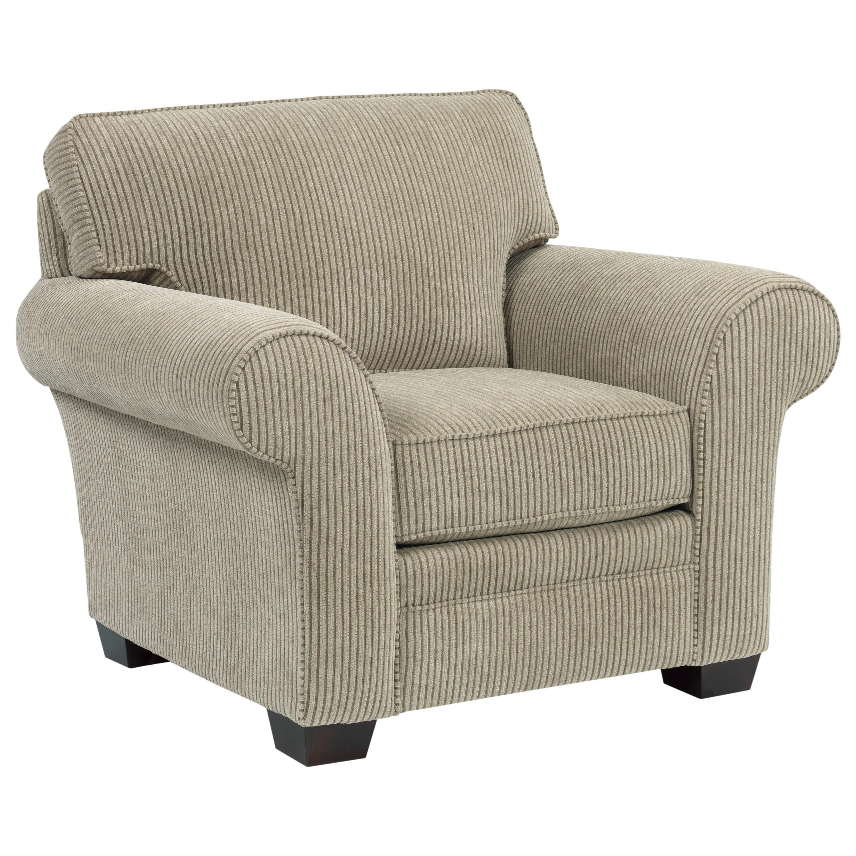 Broyhill Furniture Zachary Upholstered Chair - Item Number: 7902-0-8785-93