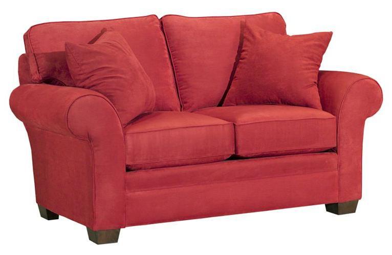 Broyhill Furniture Zachary Loveseat - Item Number: 7902-1-5594-65