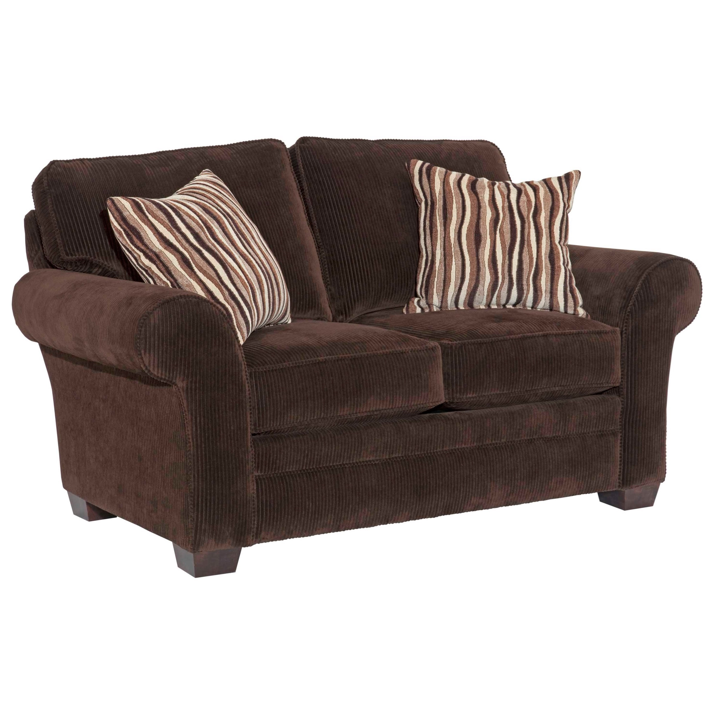Broyhill Furniture Zachary Loveseat - Item Number: 7902-1-7973-87