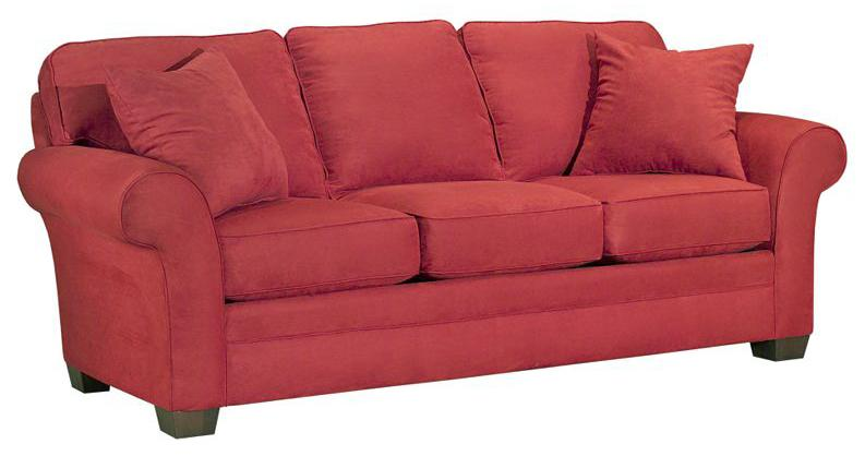Broyhill Furniture Zachary Upholstered Sofa - Item Number: 7902-3-5594-65