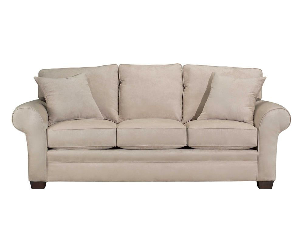 Broyhill Furniture Zachary Upholstered Sofa - Item Number: 7902-3