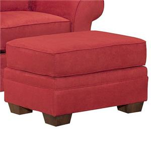 Broyhill Furniture Zachary Ottoman