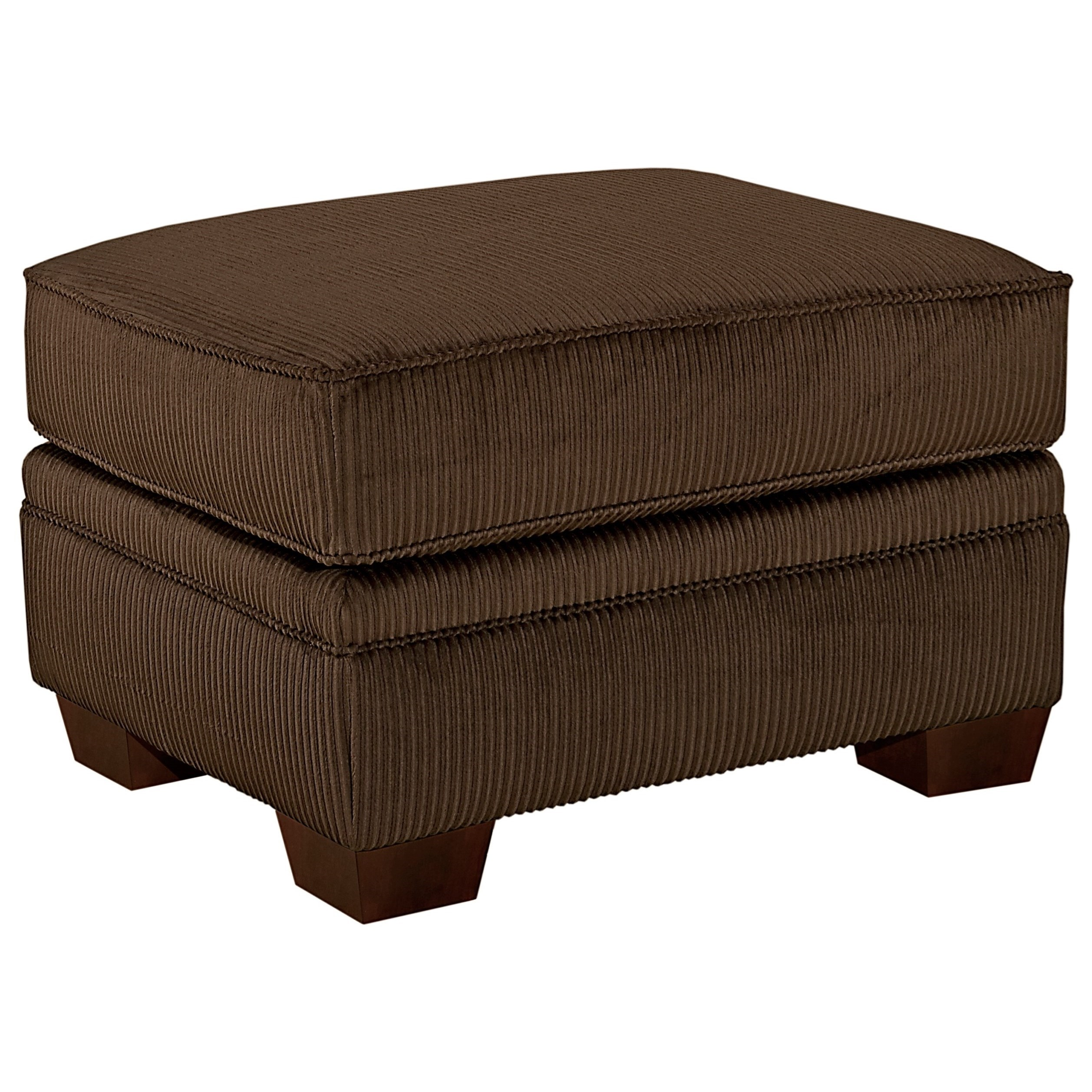 Broyhill Furniture Zachary Ottoman - Item Number: 7902-5-7973-87