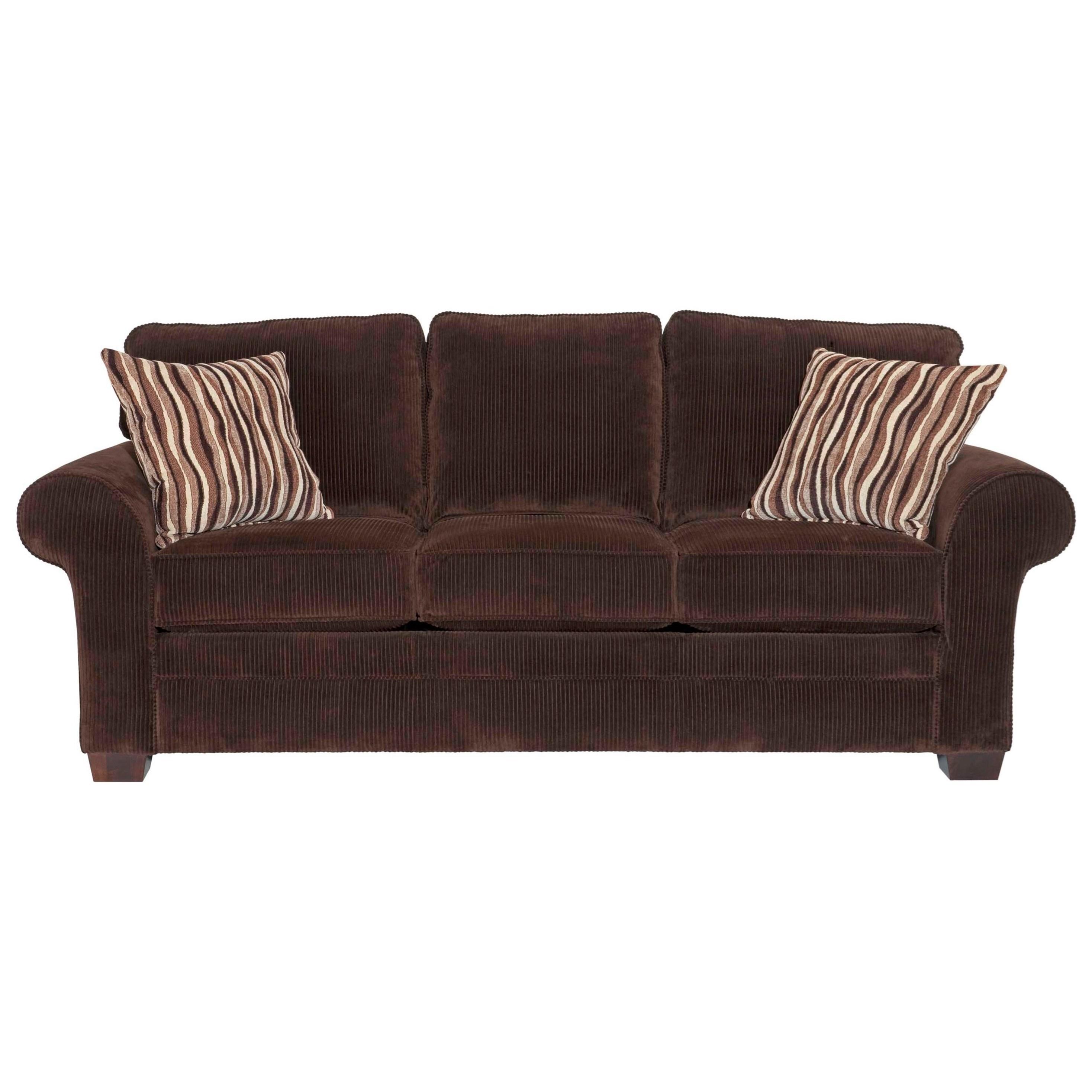 Broyhill Furniture Zachary Queen Goodnight Sleeper Conlin 39 S Furniture Sleeper Sofas