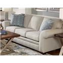 Broyhill Furniture 7902-4667-94 Queen Sleeper Sofa - Item Number: 7902-7