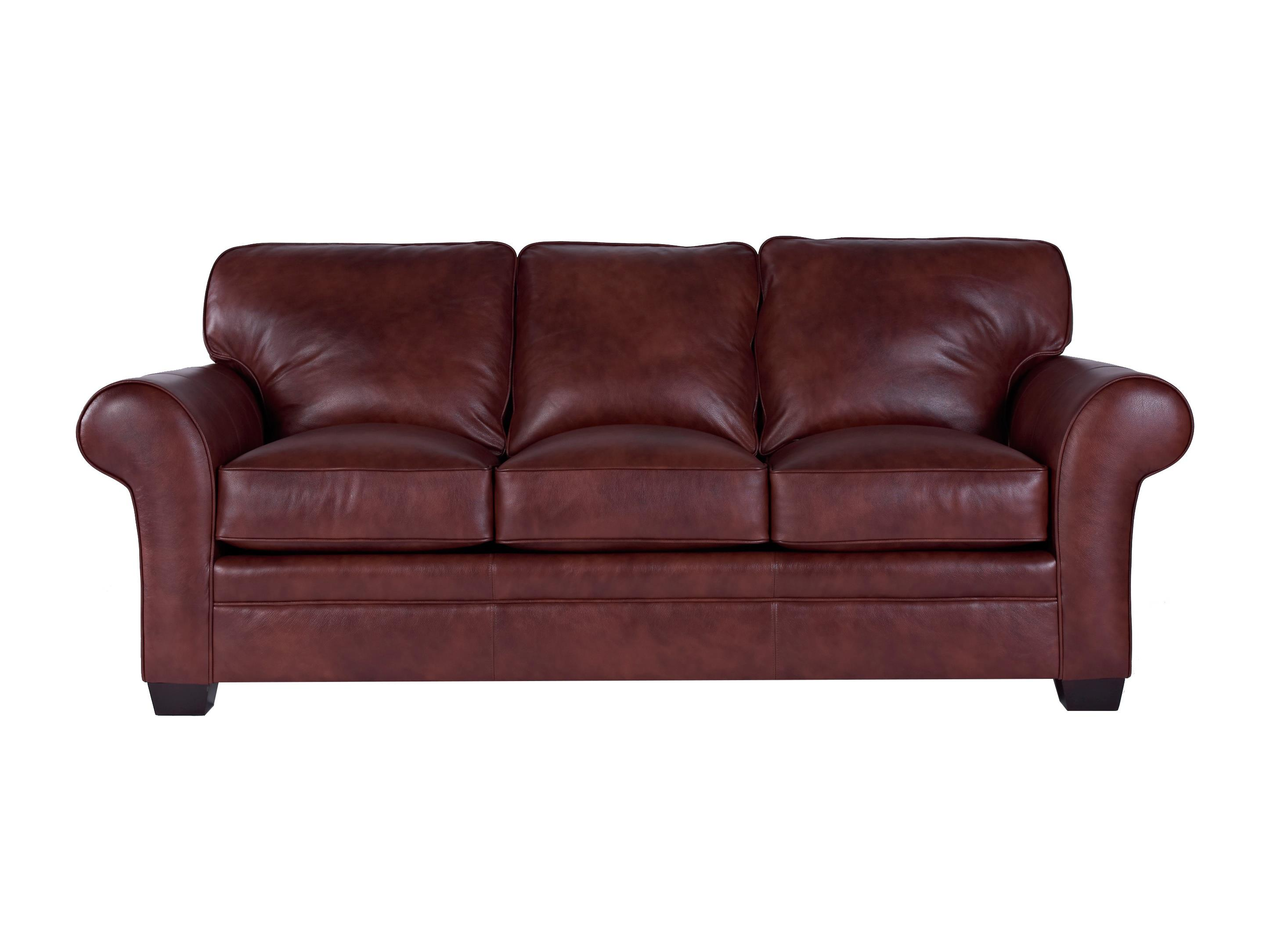 Broyhill Furniture Zachary Upholstered Sofa Item Number L7902 3 0063 22