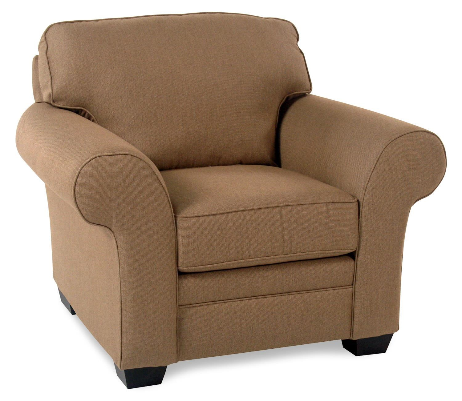 Broyhill Furniture Lagoona Roll Arm Chair - Item Number: S7902-0-44282-0008