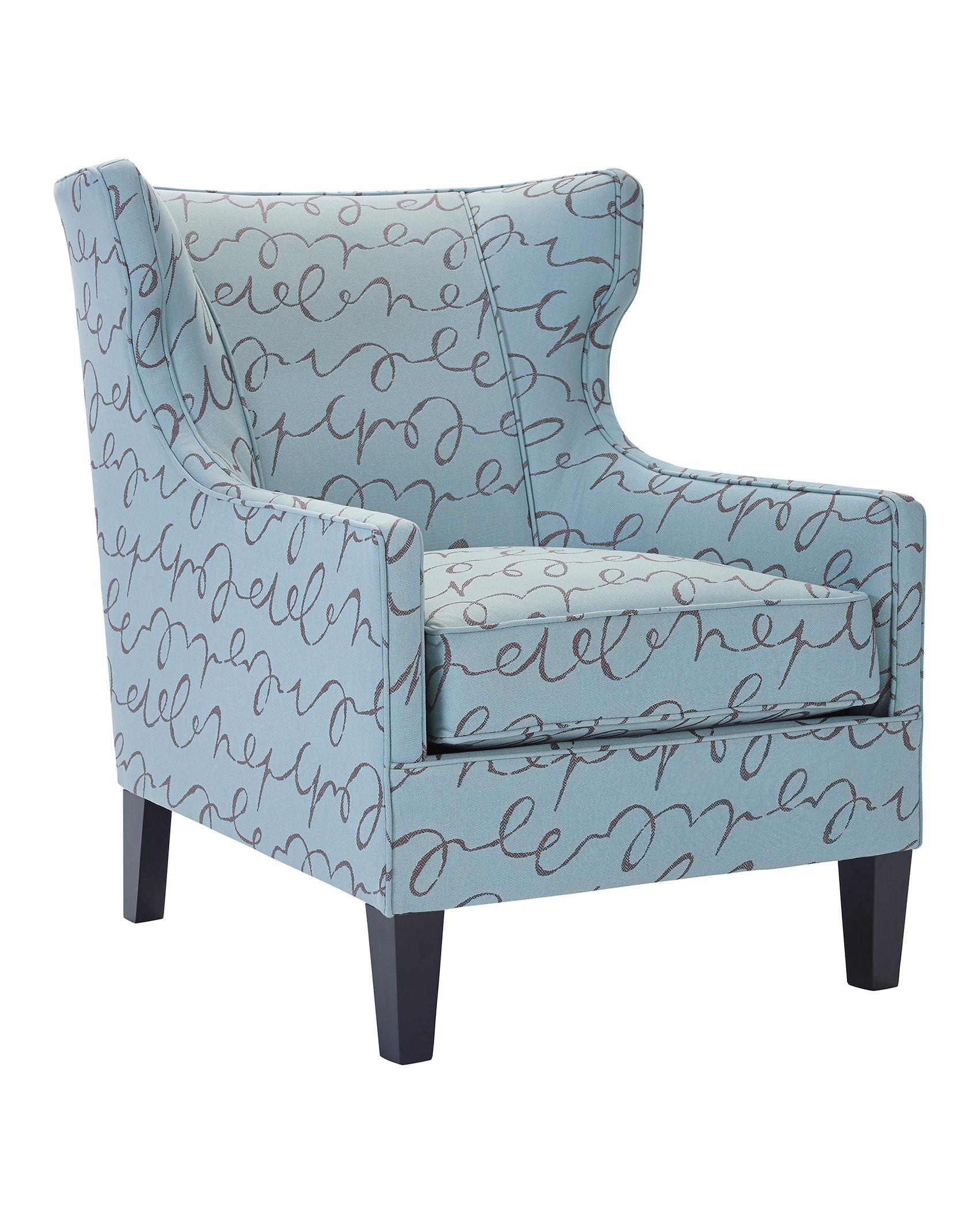 Broyhill Furniture Able Wing Chair - Item Number: 9033-0-4678-35