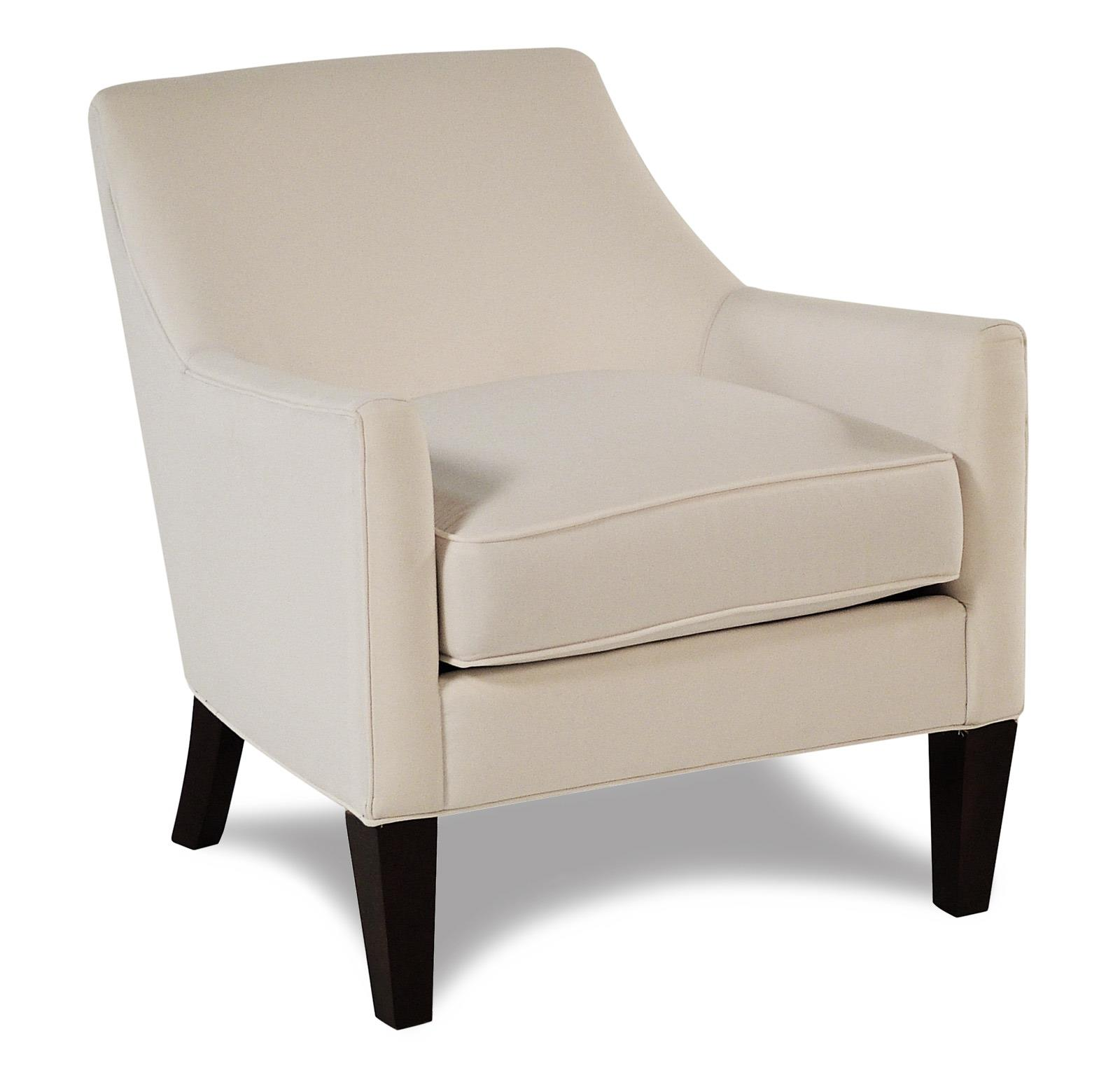 Broyhill Furniture Accent Chairs and Ottomans  Bucket Lounge Chair - Item Number: S9029-0-5404-0000