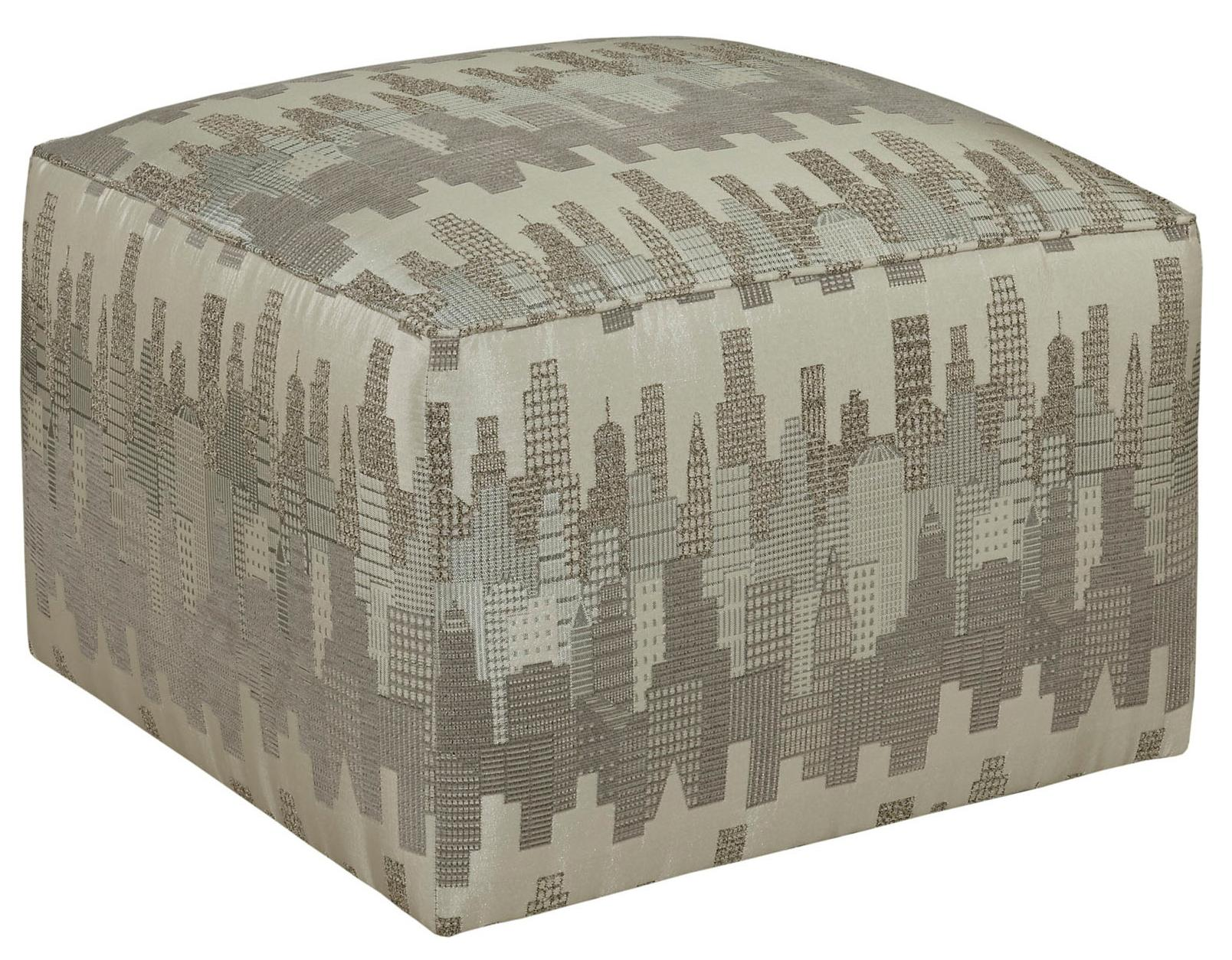 Broyhill Furniture Chloe Ottoman - Item Number: 9867-5