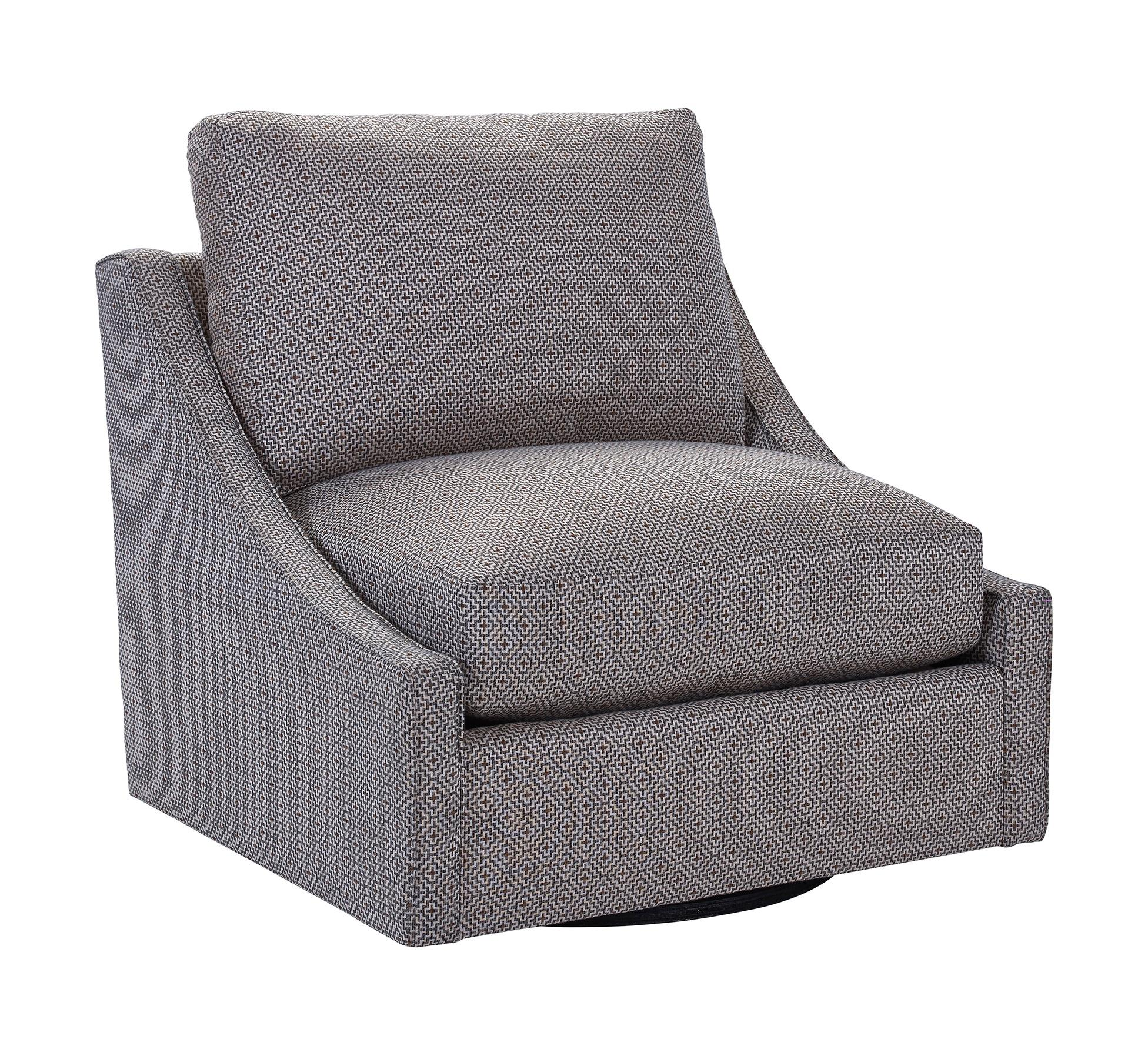 Broyhill Furniture Aldrin Swivel Chair & 1/2 - Item Number: 9070-8-4605-93
