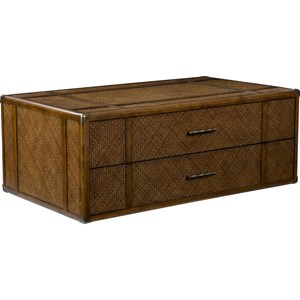 Broyhill Furniture Amalie Bay Trunk Cocktail Table