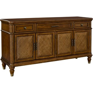 Broyhill Furniture Amalie Bay Entertainment Console