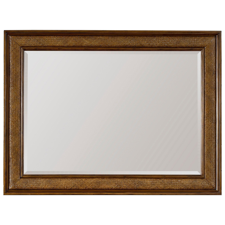 Broyhill Furniture Amalie Bay Dresser Mirror - Item Number: 4548-236