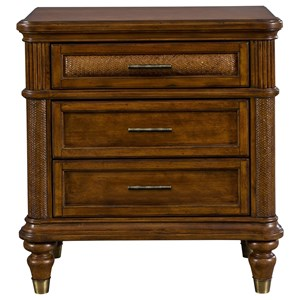 Broyhill Furniture Amalie Bay Drawer Nightstand