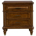 Broyhill Furniture Amalie Bay Drawer Nightstand - Item Number: 4548-292