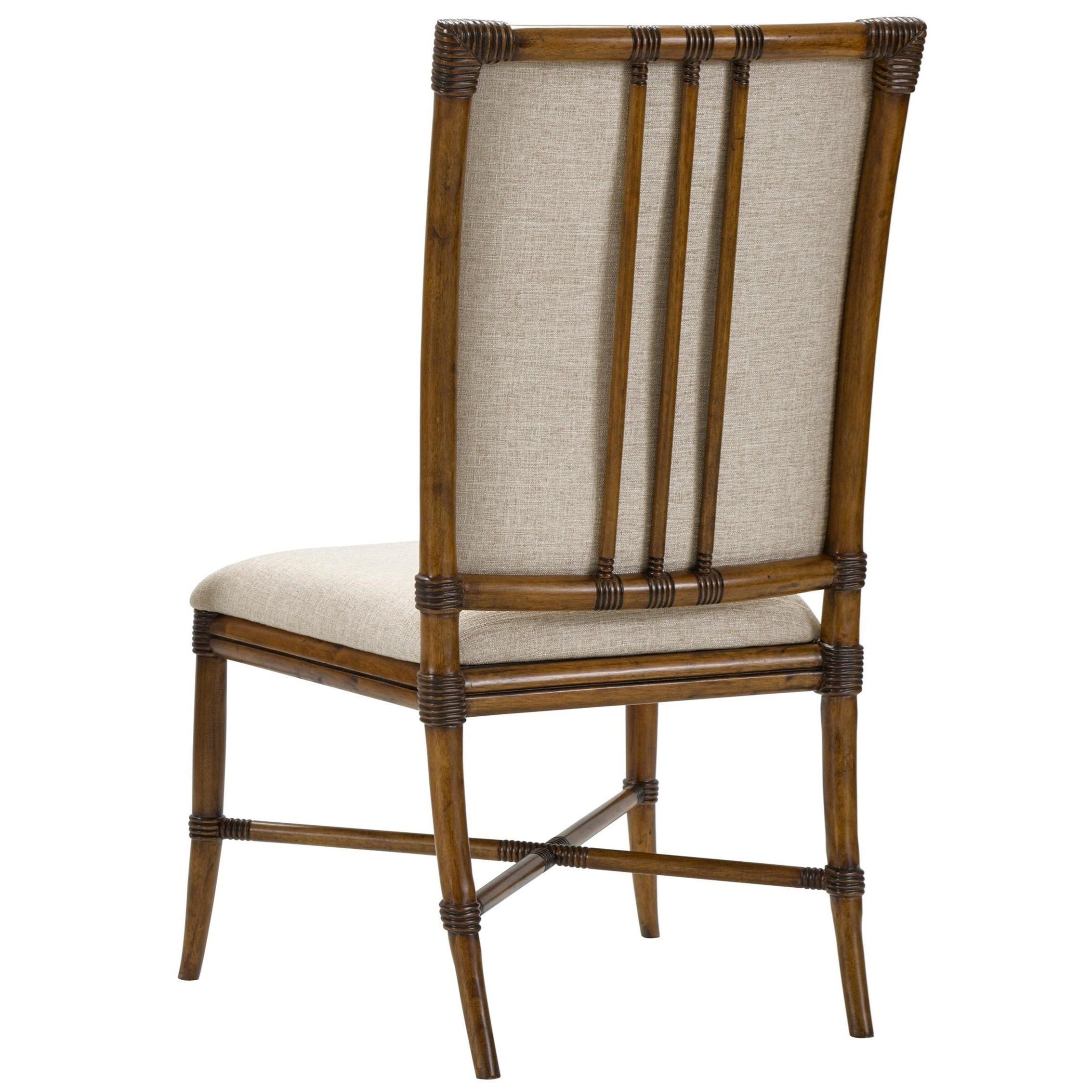 Broyhill Furniture Amalie Bay Bamboo Side Chair - Item Number: 4548-585