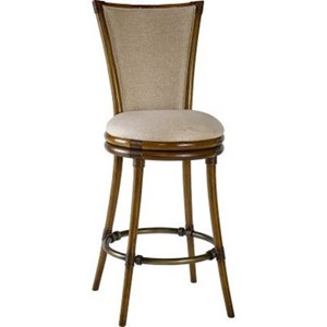 Broyhill Furniture Amalie Bay Bamboo Counter Height Stool
