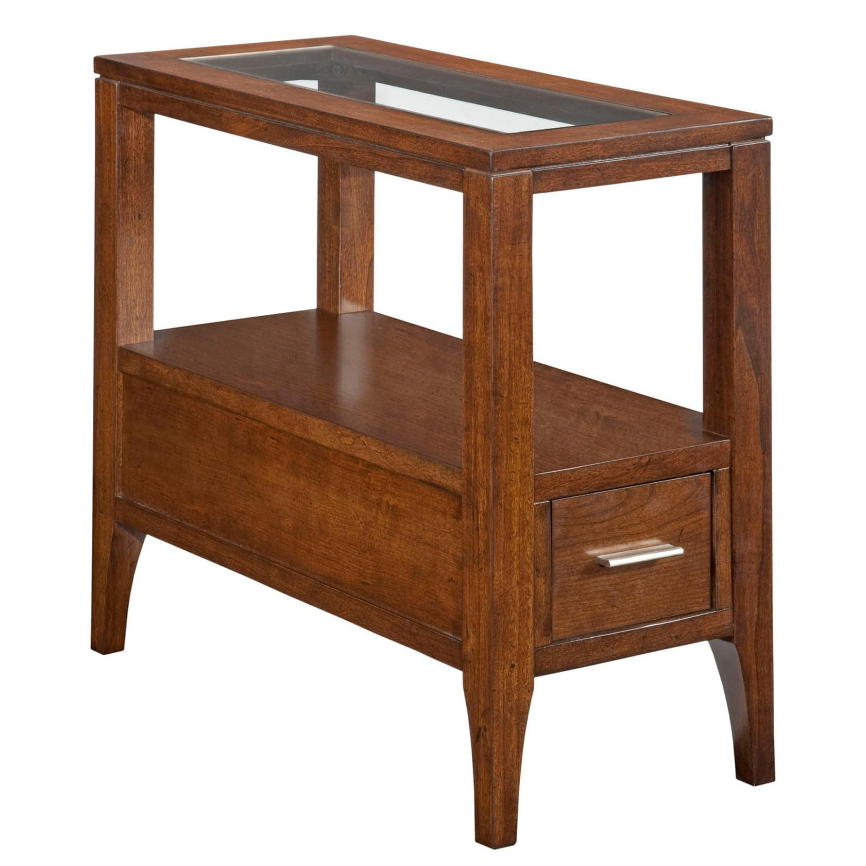 Broyhill Furniture Arland Chairside Table - Item Number: 3418-004