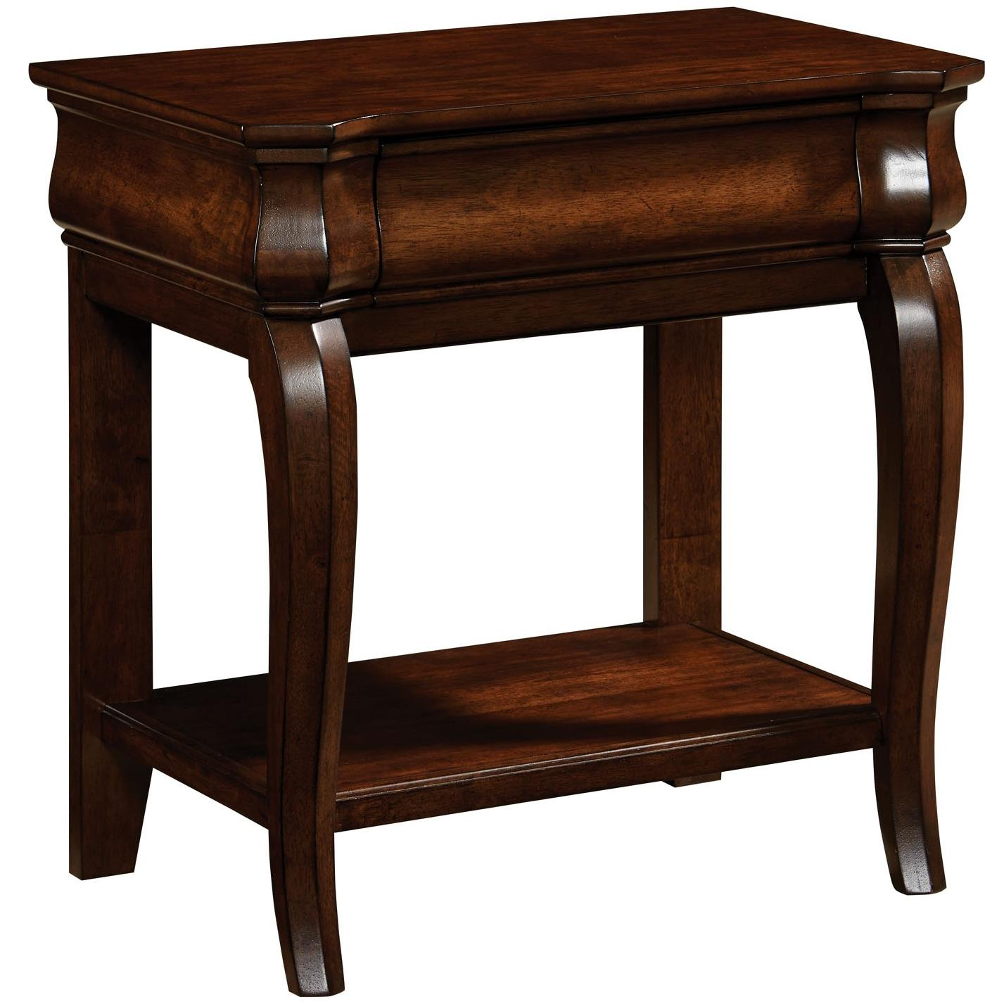 Broyhill Furniture Aryell Night Table - Item Number: 4906-291