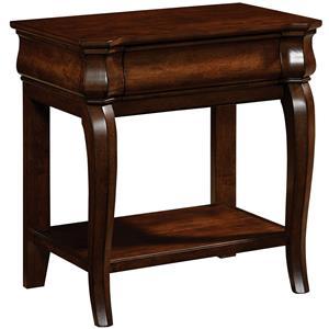 Broyhill Furniture Aryell Night Table