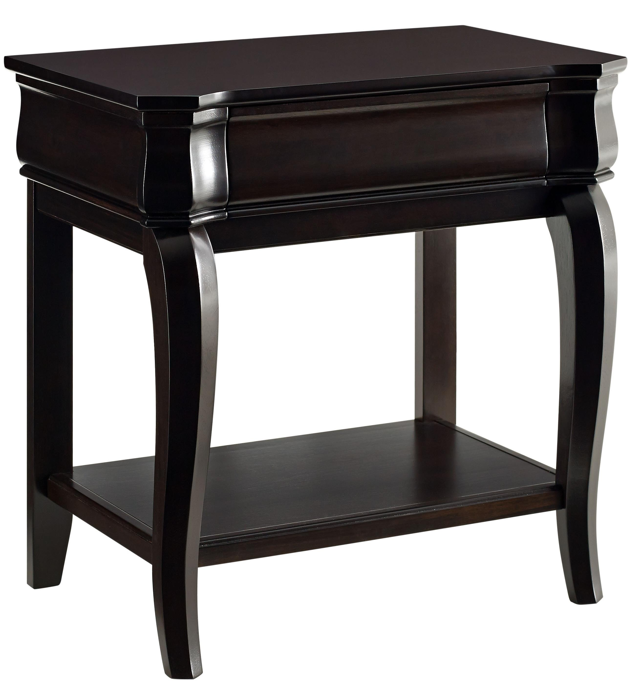 Broyhill Furniture Aryell Night Table - Item Number: 4907-291