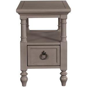 Broyhill Furniture Ashgrove Chairside Table